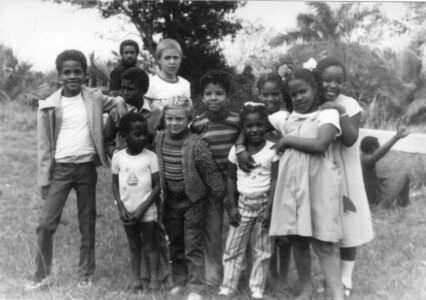 265. 1987-1989. Встреча с кубинцами, фото 2