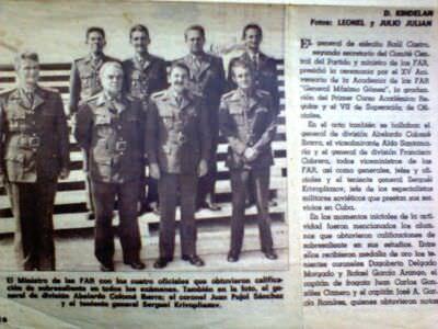 1978 - Статья из газеты «Гранма». Часть 2.