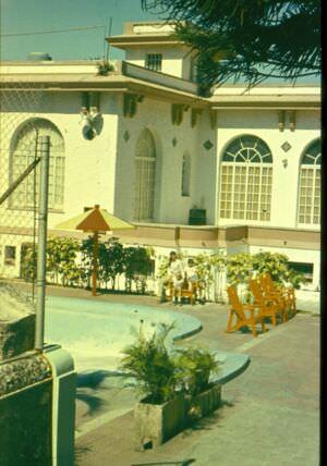 287. 1984-1986. Зона отдыха «Чайка», фото 1.