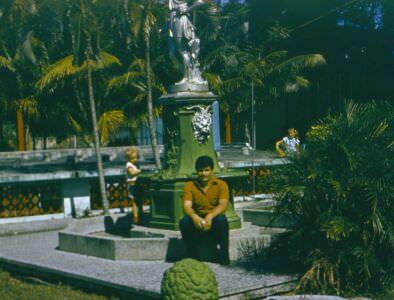 289. 1984-1986. Зона отдыха «Чайка», фото 2.
