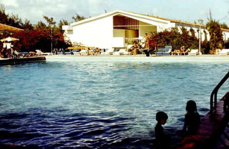 058. Гуардалавака. 1983-1985. У бассейна-2