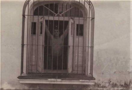 223. 1982. Новая солдатская каса после переезда в 1980 году, находилась почти напротив штаба по 49в улице.