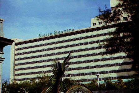 1980. Гостиница «Сьерра Маэстра»