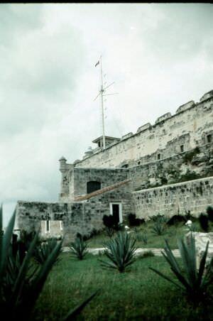 1989. Ноябрь. Крепость Эль-Морро. Фото 05.