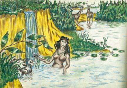 07. Из жизни индейцев, лист 6