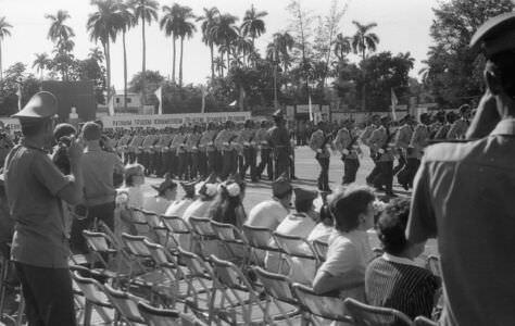 010. 1987-11-07. Строевой смотр и парад в бригаде, фото 7