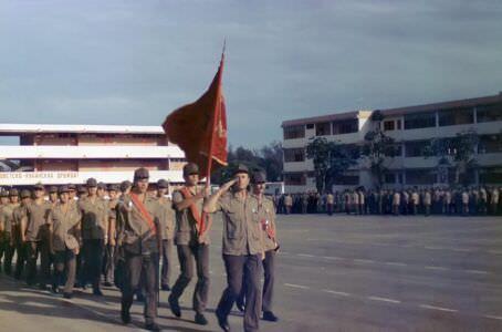 032. 1989. Бригада. Знамя.
