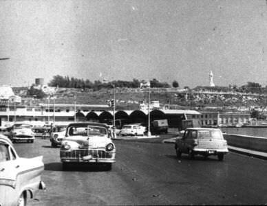 43. Гавана, район порта