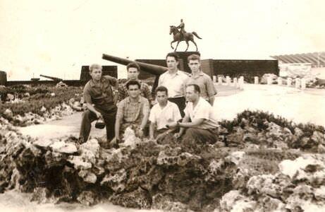 040. В Гаване, 1962-1964