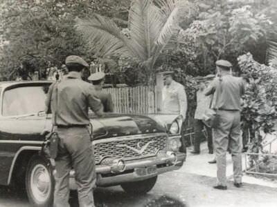 12-18.11.1969. Визит Министра обороны СССР маршала Гречко А.А. на Кубу