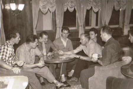 190. 1964. Осень. На Кубу на теплоходе «Михаил Калинин», фото 3