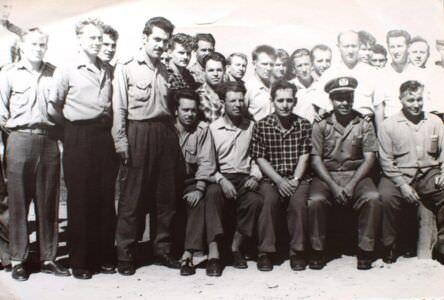 195. Конец 1963 года. Церемония передачи кубинцам торпедных катеров типа «Комсомолец». Фото 5
