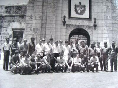 073. 1974-1975. В комендантском полку Генштаба, фото 2