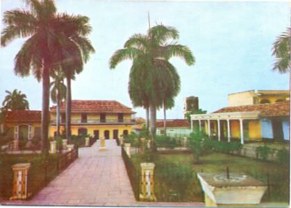 196. Музей Академии наук Кубы, Тринидад