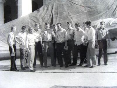 077. 1974-1975. Музей Революции