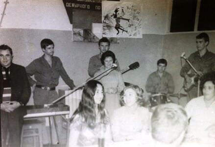 078. 1974-1975. Встреча Нового, 1975 года