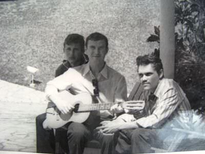 084. 1974-1975. Туристический центр Сороа, фото 2