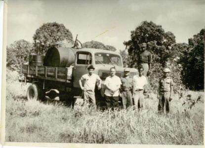 30. Советские и кубинские рабочие в Республике Куба. 1961 г.