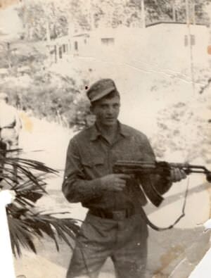 1975-1977. Задко, 3 танковая рота