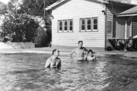 002. 1963-1964. Бассейн «Чайки», фото 1