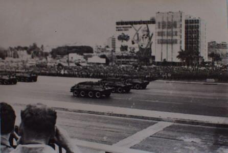 182. 1962-1965. Парад Революционных Вооруженных Сил Кубы.