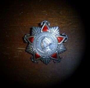 240. Орден «Адмирал Нахимов» Кузьмина В.А.