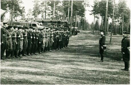 04. в/ч 11912, на учениях, лето 1962, фото 3