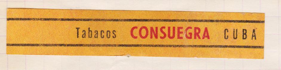 1968-1969. Коллекция наклеек на сигары, 4-ый экземпляр