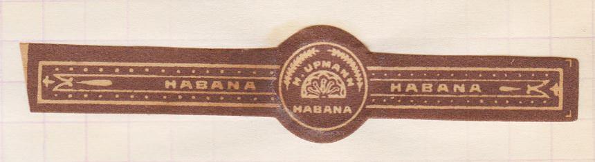 1968-1969. Коллекция наклеек на сигары, 5-ый экземпляр