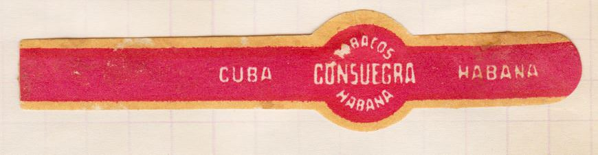 1968-1969. Коллекция наклеек на сигары, 10 экземпляр
