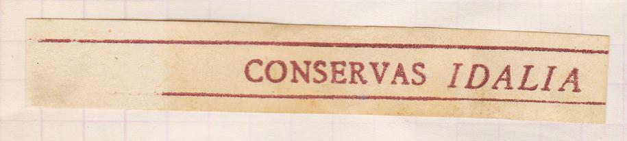 1968-1969. Коллекция наклеек на сигары, 18 экземпляр