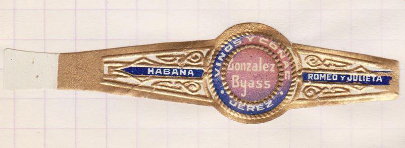 1968-1969. Коллекция наклеек на сигары, 37 экземпляр