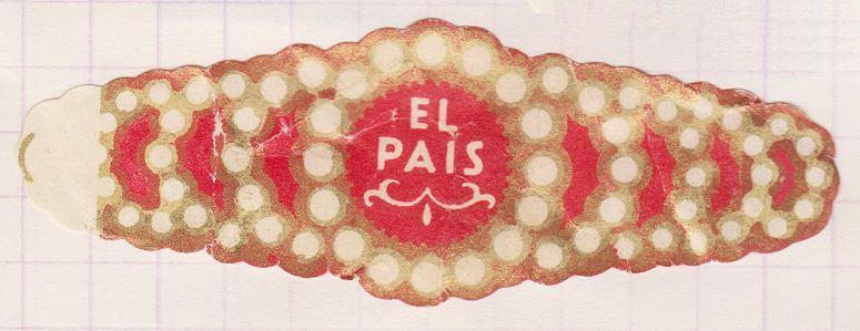 1968-1969. Коллекция наклеек на сигары, 60 экземпляр