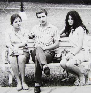 1966-1968. В Рио-Кристал.
