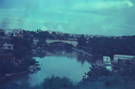 1968-1970. Мост через реку Алмендарес, фото 2