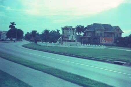 1968-1970. Пятая авенида. «Дом с привидениями»