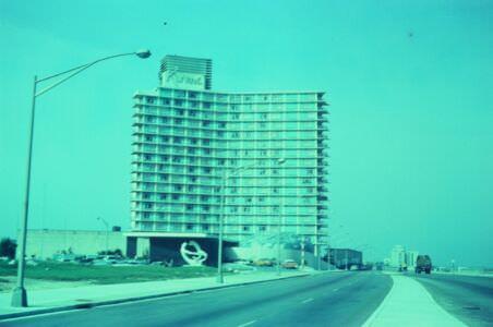 1968-1970. Гостиница «Ривьера», фото 3
