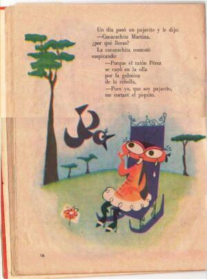 Детская книжка «Кукарачита Мартина», страница 16