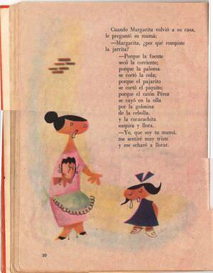 Детская книжка «Кукарачита Мартина», страница 20
