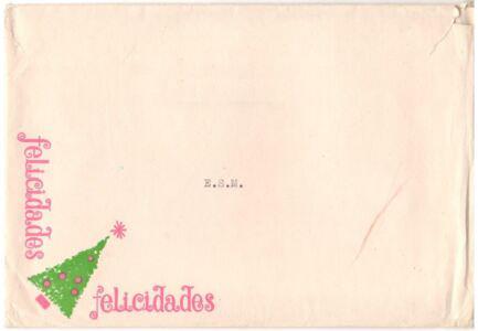 145. 1968-1969. Новогодний конверт
