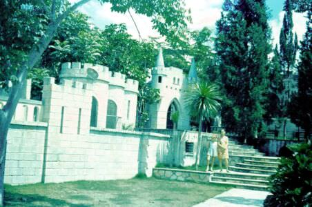 1968-1970. Парк Rio Cristal (Кристальная река), фото 10