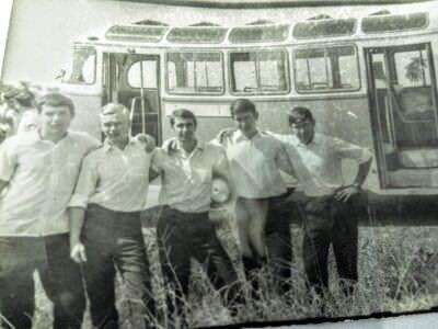 025. 1971-1973. На выезде