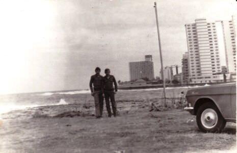 184. 1978-1979. Михаил Борисов и Александр Иванов в Гаване, фото 7