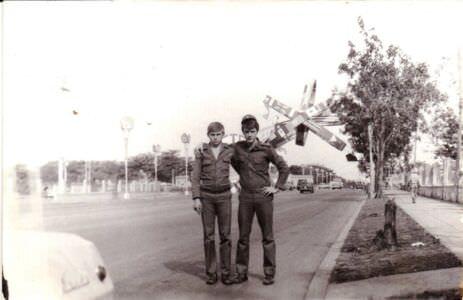 185. 1978-1979. Михаил Борисов и Александр Иванов в Гаване, фото 8