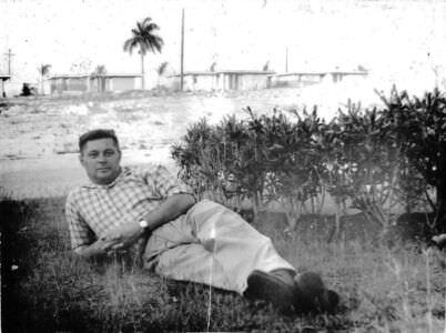 10. В Сан-Хосе (деревне), апрель 1963, фото 1