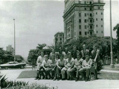 29. Гавана, июль 1963