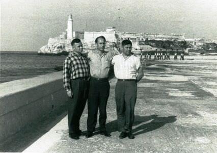31. В Гаване, 1963