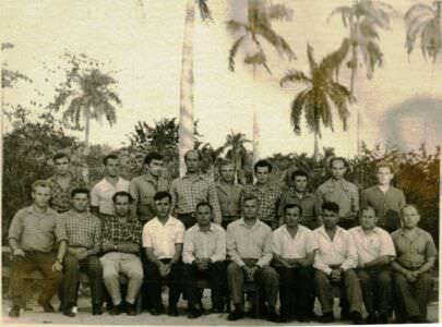 35. Командный состав, 1963