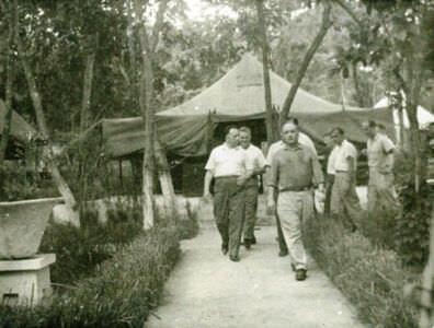 39. Визит в часть А.А. Епишева, август 1963
