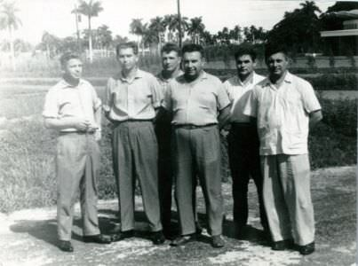 43. В Сан-Хосе, сентябрь 1963, фото 2